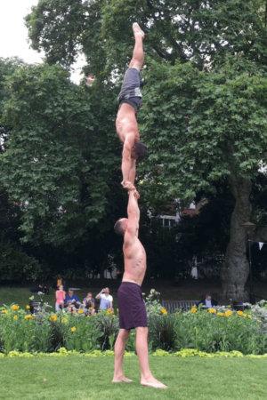 Handstand Coaching